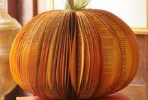 All things Pumpkin, decorating and More! / I love Fall and everything related to the season.  This is my pumpkin board.