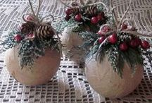 All things Christmas decor, crafts, recipes and more!