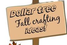 All things Dollar tree / What you can do with a dollar.  Amazing seasonal craft ideas, and more! This is a group board. No more than 3 pins per day. NO DUPLICATES within 30 days. Thank you.