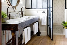 Bathrooms You Never Want To Leave / Fabulous #bathroom ideas from all over to inspire your #home #desing and #decor / by PureBond Hardwood Plywood