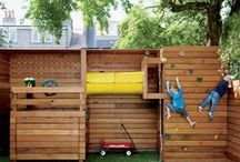 Backyard fun / by Michelle Brown