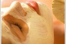 Face masks, scrubs, oils, etc / by Cassie Tishler