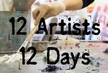 12 Artists 12 Days