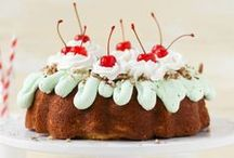 Cake / Cakes of all shapes and sizes -- Homemade cake recipes / by Kristan Roland