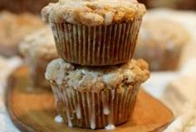 Muffins / Homemade muffin recipes and muffins of all shapes and sizes! / by Kristan Roland