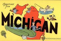 Michigander / by DeeDee McCullough