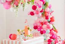Party • Ideas / I'm planning a DIY party for one, two, or more special people. Or maybe a seasonal party, too.