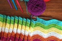 Crochet / Crocheting or knitting something beautiiful from yarn! / by Kristan Roland