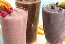 Smoothies / by Cassie Tishler