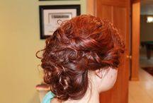 My hair work