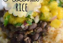 Rice / Rice pasta