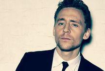 Tom Hiddles, my husband