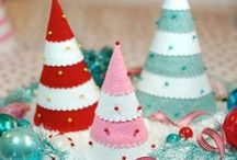 Christmas Love / HI! I'm Shatzi and I blog over at www.loveandlaundry.com. Christmas is my favorite time of year! Here's some lovely Christmas inspiration