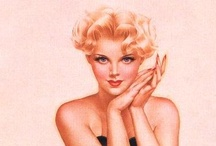 pin-up style / by Annie Belle