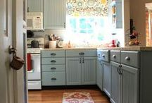 Kitchens and Kitchen Decor
