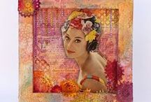 My blog: MixedMedia, Tutorial, DIY, ArtJournal