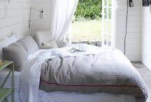 Bedrooms / by Melissa Winn