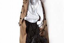 Ninja inspo : minimalist / Minimal look book / by trudydoodie