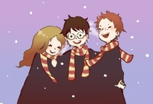 Harry Potter / Love the books and the movies.  Find great Harry Potter art here :) / by Brandi Williams