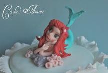 my cake / Torte e cake design
