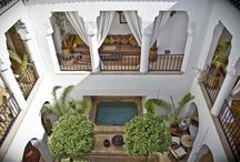-{ courtyard / atrium }- / Courtyards, Conservatories & Contained Spaces