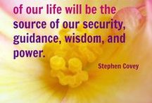 Quotes / Quotes and time tips to ponder ... AND take action on!