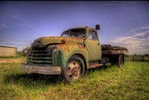 Trucks!...Trucks!!... OH TRUCKS!! / by Tiffany Garcia