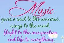 Music I Love / Music soothes the soul and I love it all...from the Classical Composers, Oldies but Goodies, Easy Listening, Pure Country and of course my Favorites  - any type of  Gospel and Christian Contemporary.  / by VH  Loves Jesus