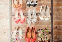 Shoe Love. / shoes. they are the statement of every outfit. / by Julia Wright