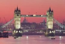 LONDON - BEST CITY IN THE WORLD !!!!!!! / It's my city and I adore it... / by CAKE FOLLIES