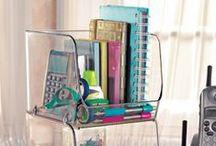 Get Organized! / by Christine Pickett