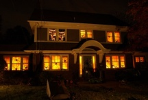Halloween / Backlit Window Poster Decorations