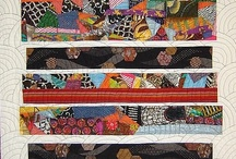 Culturally Influenced Quilts  / Quilts and textiles reflective of a culture…African, Indian, Japanese...