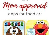 App - Baby & Toddler / Fun Educational Mobile Device Apps for Babies and Toddlers. Best apps for 1 year olds and 2 year olds.