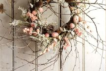 -{ wreath }- / Christmas and festive wreaths