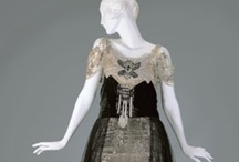 historical dress:  transitions, 1910s / by Annie Belle