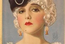 ephemera inspiration:  1920s / by Annie Belle