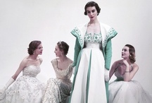 fashion muse:  1950s / by Annie Belle
