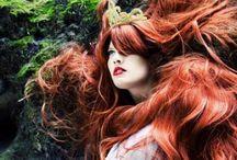 Red / by Gabrielle Arthur
