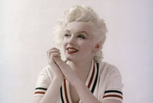 hollywood icons:  marilyn / by Annie Belle