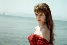hollywood icons:  brigitte / by Annie Belle