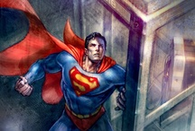 Superman / by Brandi Williams