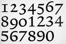 Numbers / by Yolanda González