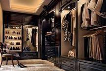 -{ closet }- / Closet, wardrobe design
