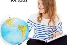 Geography Apps for Kids / Geography Apps for Kids-Great for homeschool and classroom use!