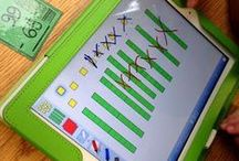 Math Apps for Kids / Math Apps for Kids-Educational learning apps to use on iPads or the computer in the classroom or for homeschool. Includes app recommendations for kids of all ages  from toddler and preschool, to elementary school, to high school.