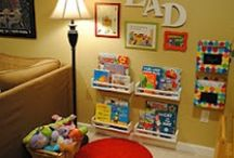 Kid Friendly Spaces and Playrooms