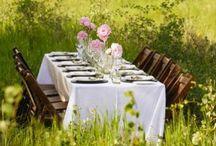 -{ al fresco }- / Outdoor dining tables / al fresco