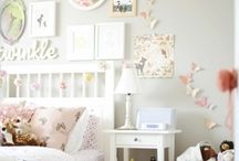 Little Girl Bedrooms and Decor