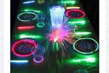 Party idea's / by Tiffany Garcia